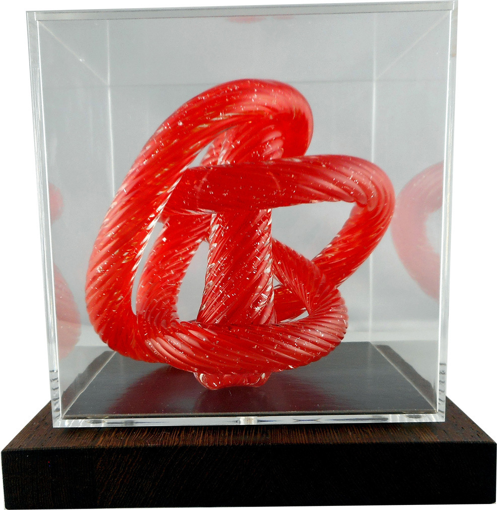 Wrap Object - red
