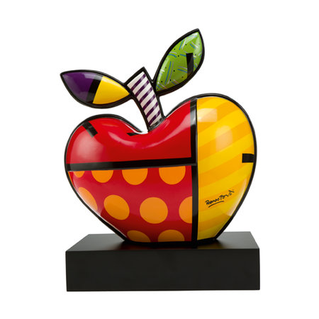 "Romero Britto ""Big Apple""\\n\\n06.05.2015 13:43"
