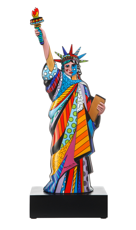 LIBERTY_-_FIGUR_POP_ART_ROMERO_BRITTO,2